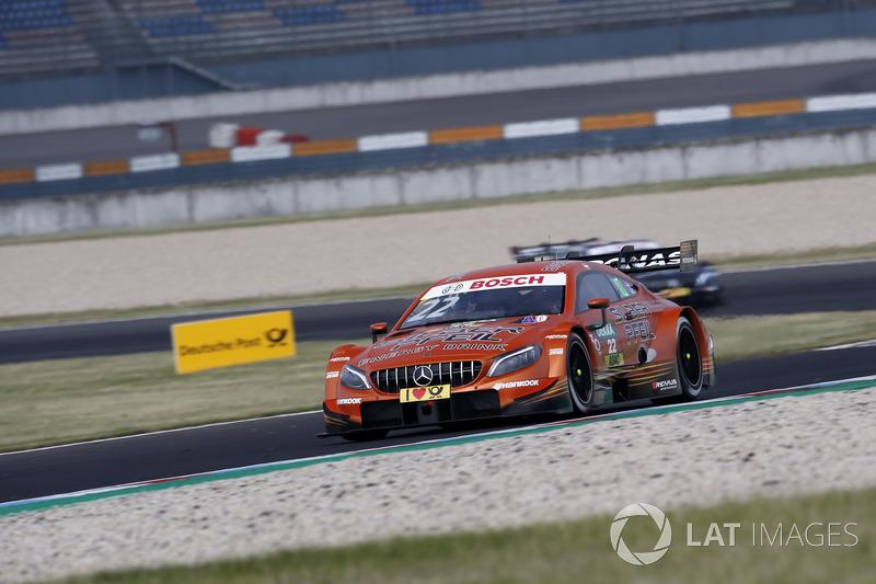 8. Lucas Auer, Mercedes-AMG Team HWA, Mercedes-AMG C63 DTM