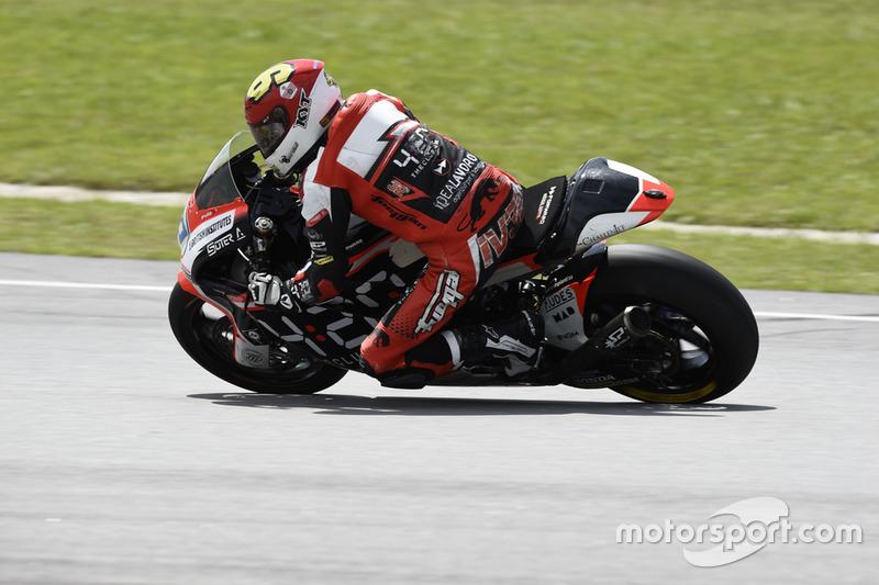 Rafid Topan Sucipto, Forward Racing