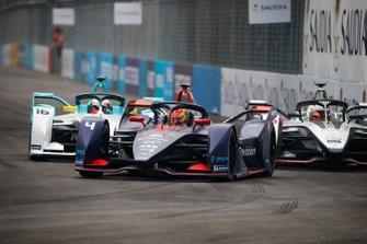 Robin Frijns, Envision Virgin Racing, Audi e-tron FE05 Maximilian Gunther, Dragon Racing, Penske EV-3, Oliver Turvey, NIO Formula E Team, NIO Sport 004