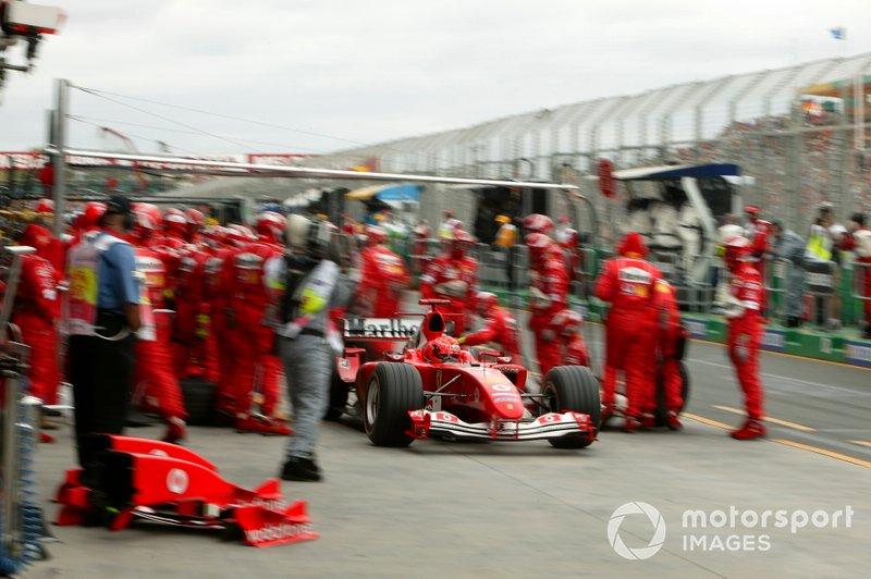 2004 Australische Grand Prix