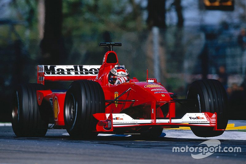 2000 圣马力诺大奖赛