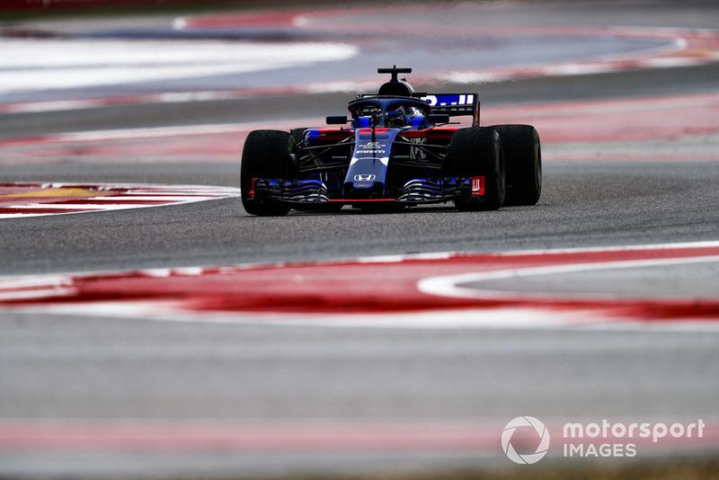 20 місце — Брендон Хартлі, Toro Rosso — 4
