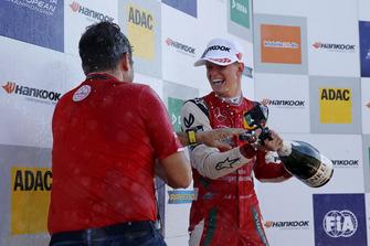 2. Mick Schumacher, PREMA Theodore Racing Dallara F317 - Mercedes-Benz
