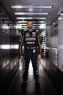 James Hinchcliffe, Schmidt Peterson Motorsports