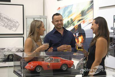 Ausstellung: Motorsport Gallery in Miami