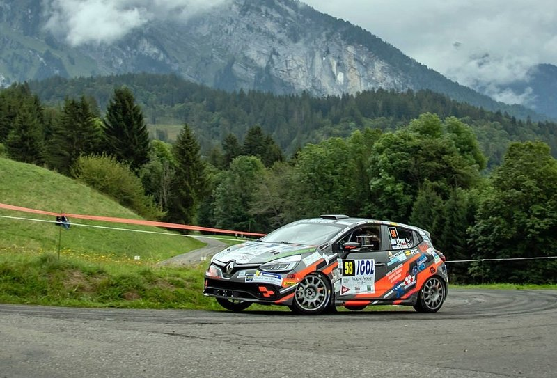 Clio R3T Alps Trophy: Rallye Mont Blanc-Morzine