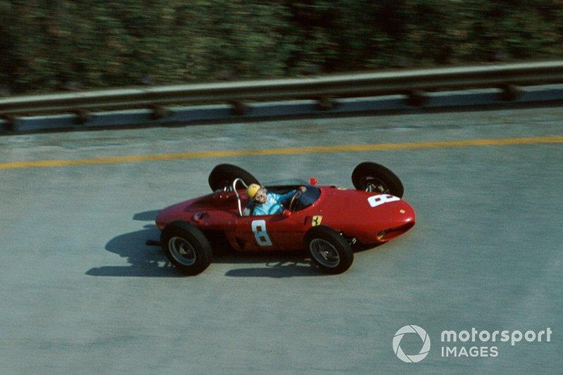 6. Ricardo Rodriguez: 19 años y 208 días en el GP de Italia de 1962