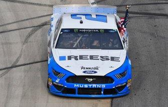 1. Brad Keselowski, Team Penske, Ford Mustang Reese/DrawTite