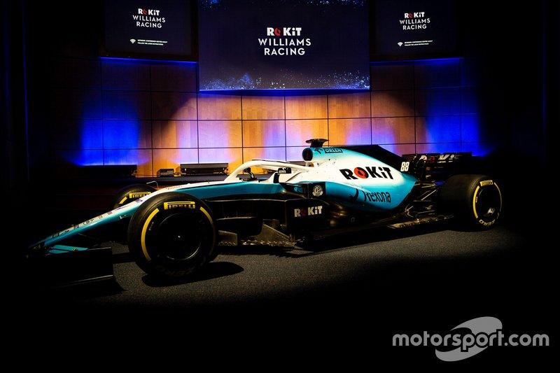 2019: Williams-Mercedes FW42 (nur Design)
