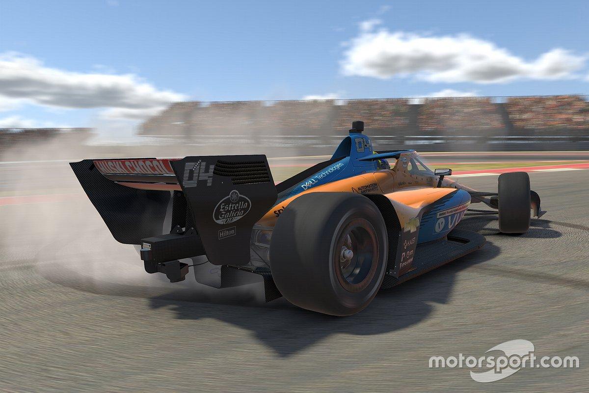 Race Winner Lando Norris, Arrow McLaren SP