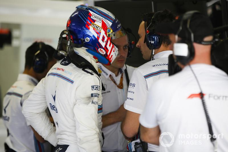 GP Rusia - Sergey Sirotkin