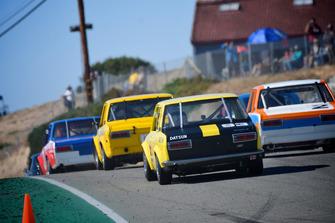 Rennen mit historischen Fahrzeugen