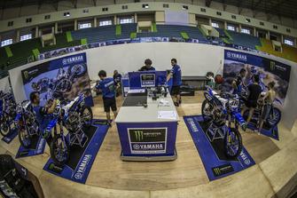 Paddock Yamaha Factory Racing