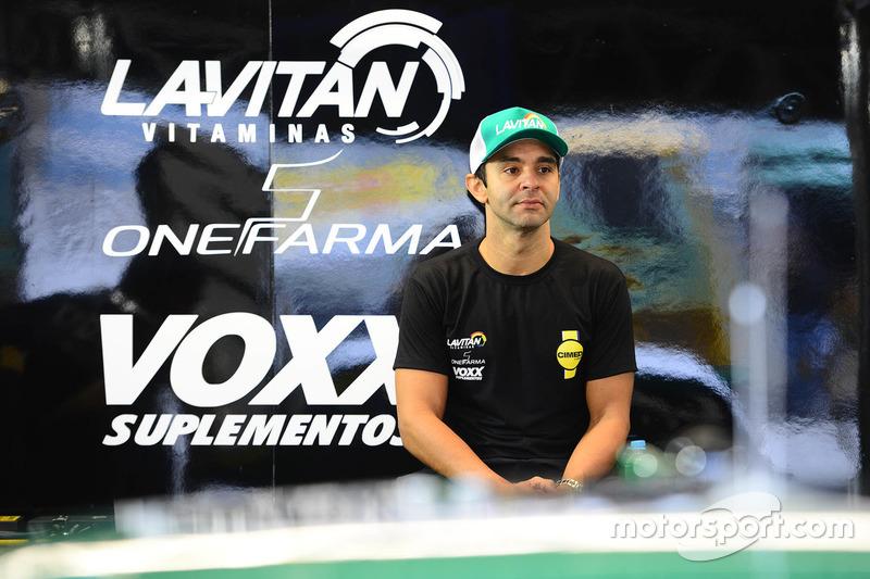 Антонио Пиццония  (20 гонок Ф1, 167 тестовых дней)