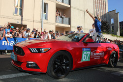 Andy Priaulx, Harry Tincknell, Pipo Derani, Ford Chip Ganassi