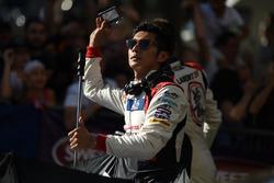 Ho-Pin Tung, DC Racing