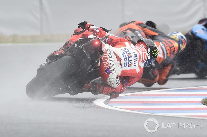 Jorge Lorenzo, FP1
