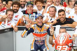 Переможець гонки Марк Маркес, Repsol Honda Team