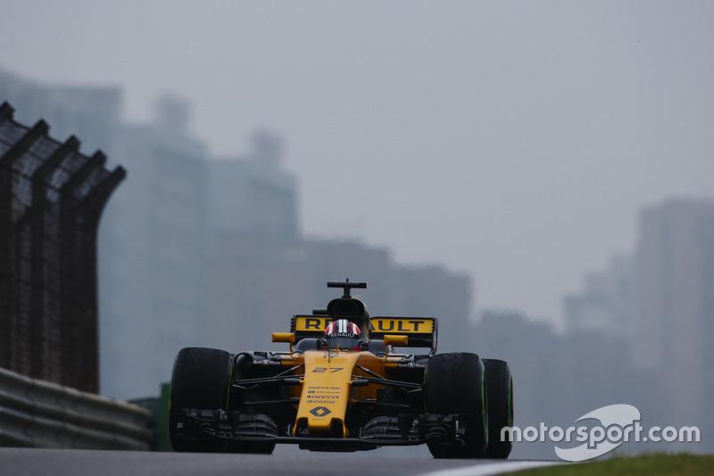10 місце — Ніко Хюлькенберг (Німеччина, Renault) — коефіцієнт 751,00