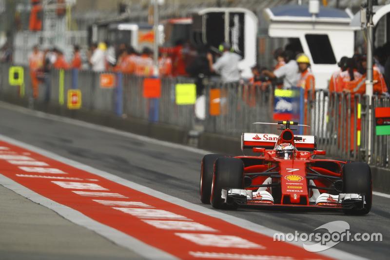 5. Кімі Райкконен, Ferrari — 22