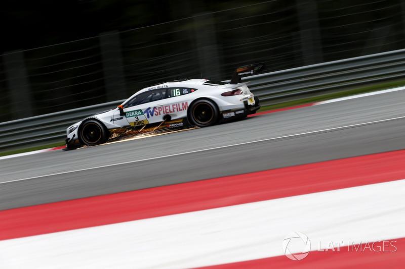 9. Paul Di Resta, Mercedes-AMG Team HWA, Mercedes-AMG C63 DTM