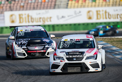 Fredy Barth, TOPCAR Sport, Seat Leon TCR