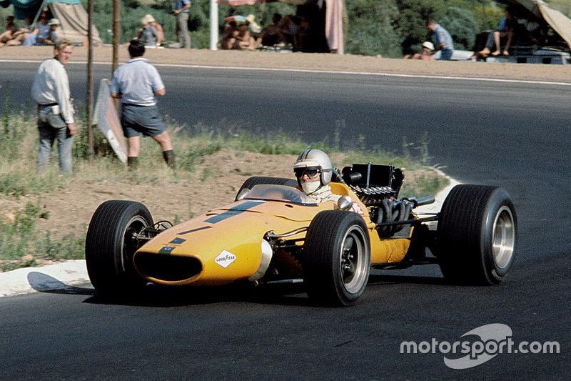 1967-1968: McLaren M5A BRM