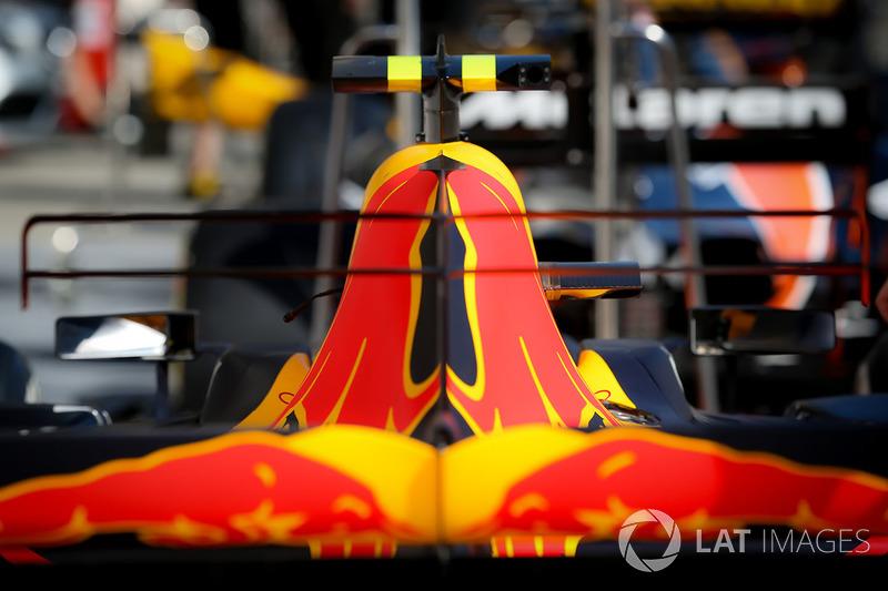 Red Bull RB13: Bodywork