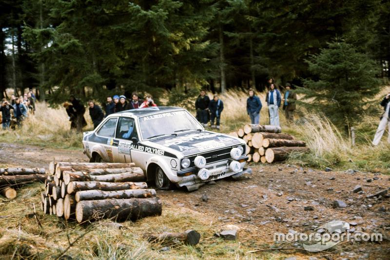 Timo Makinen, Henry Liddon, Ford Escort RS1800