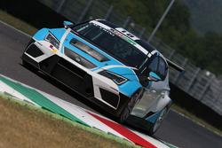 Chini-Barberini, Seat Leon Racer-TCR