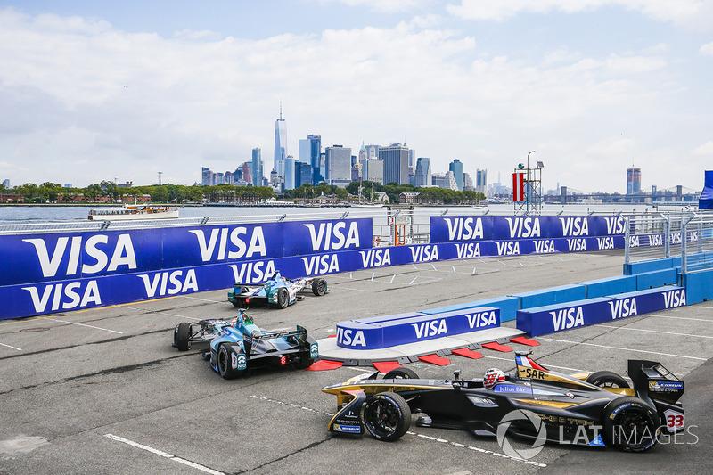 Robin Frijns, Amlin Andretti Formula E Team, Nelson Piquet Jr., NEXTEV TCR Formula E Team, Stéphane