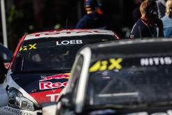 Sébastien Loeb, Team Peugeot Hansen