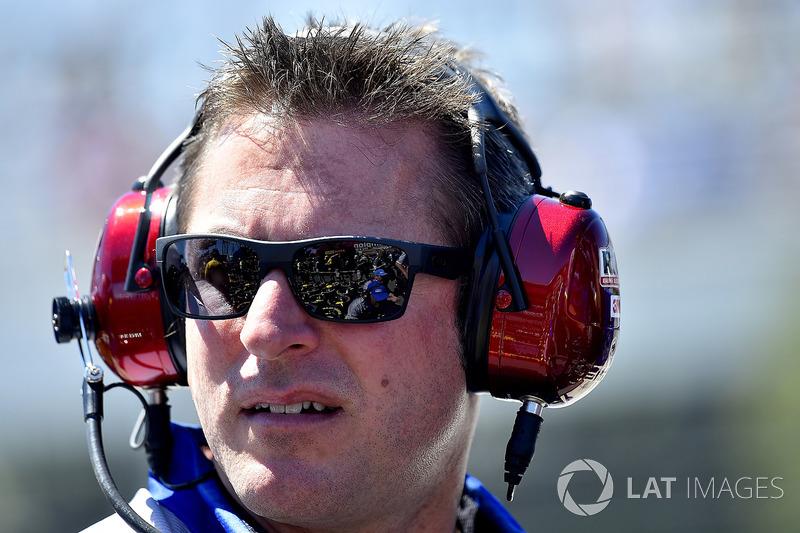 Jimmie Johnson, Hendrick Motorsports Chevrolet Ron Malec