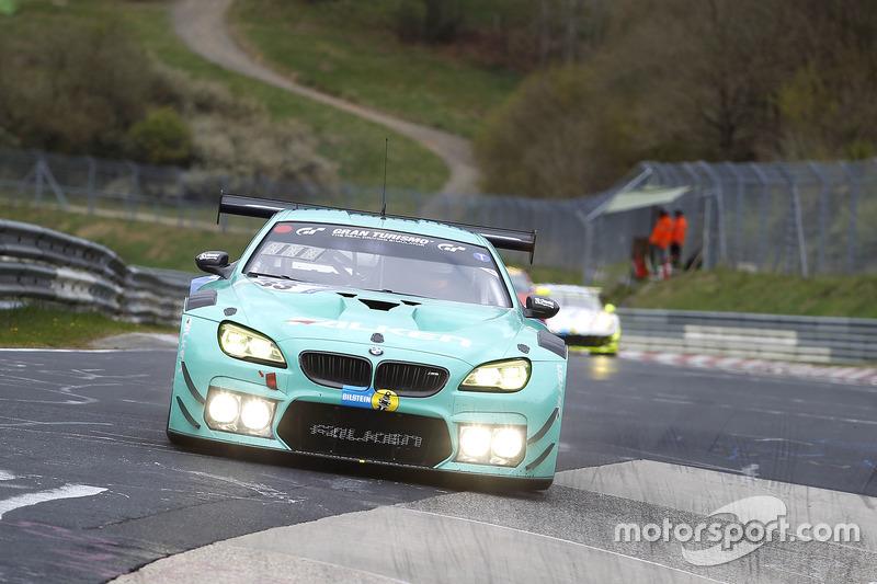 #33 Falken Motorsports, BMW M6 GT3