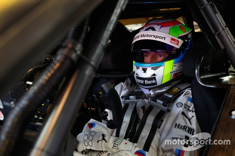 #7: Bruno Spengler (RBM-BMW)