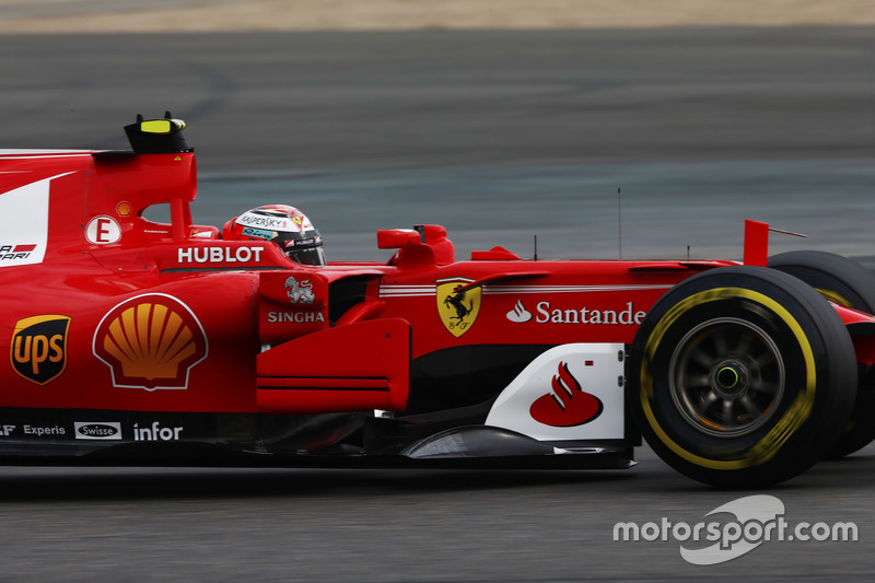 4 місце — Кімі Райкконен, Ferrari. Умовний бал — 20,907