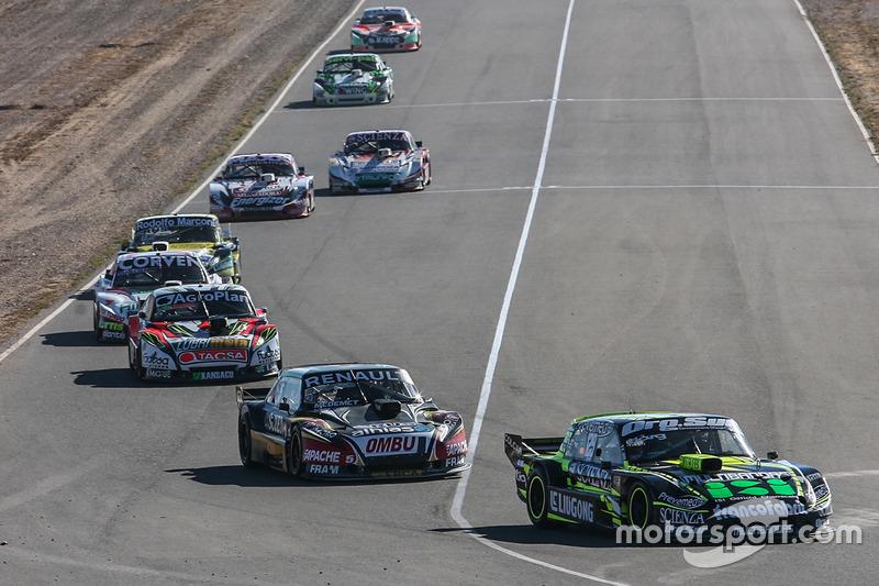 Mauro Giallombardo, Werner Competicion Ford, Facundo Ardusso, Renault Sport Torino, Norberto Fontana, JP Carrera Chevrolet, Juan Marcos Angelini, UR Racing Dodge
