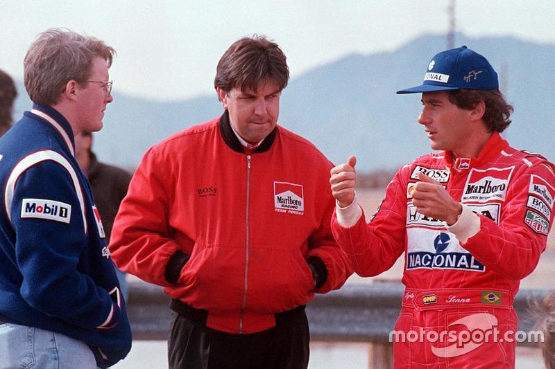 32 роки – тести в Indycar