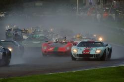 Whitsun Trophy Shaun Lynn GT40