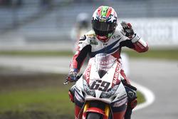 Third place Nicky Hayden, Honda World Superbike Team