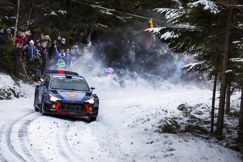 Thierry Neuville - Nicolas Gilsoul, Hyundai i20 Coupe WRC, Hyundai Motorsport