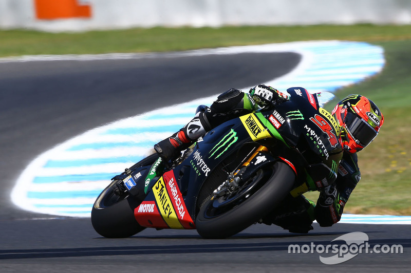 4º Jonas Folger (Monster Yamaha Tech3) 1:29.042, a 0.493s