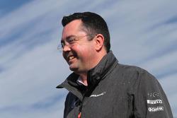Спортивний директор McLaren Ерік Бульє