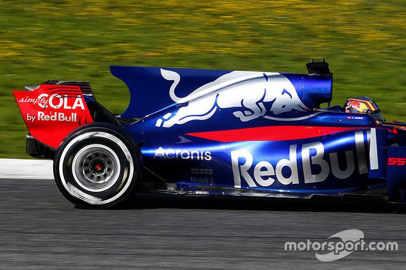 Carlos Sainz, Jr., Scuderia Toro Rosso STR12