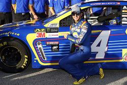 Pole, Chase Elliott, Hendrick Motorsports Chevrolet,