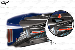 Red Bull RB6 exhausts