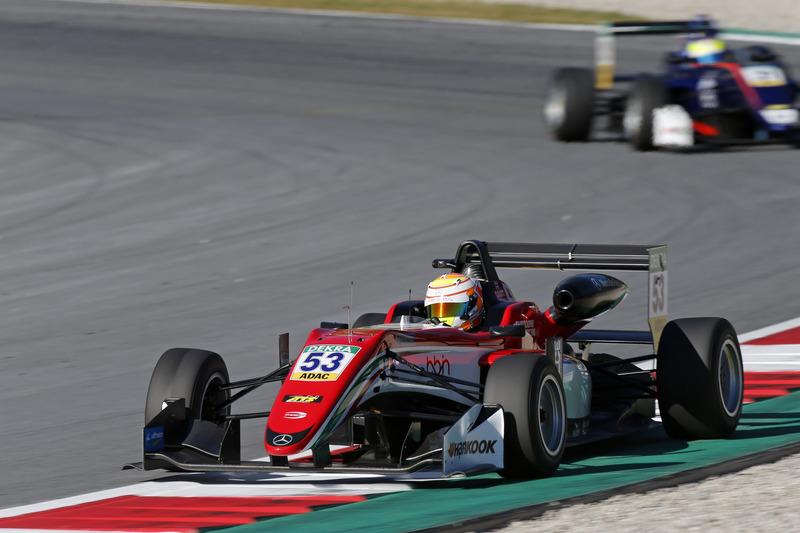 Callum Ilott, Prema Powerteam, Dallara F317 - Mercedes-Benz