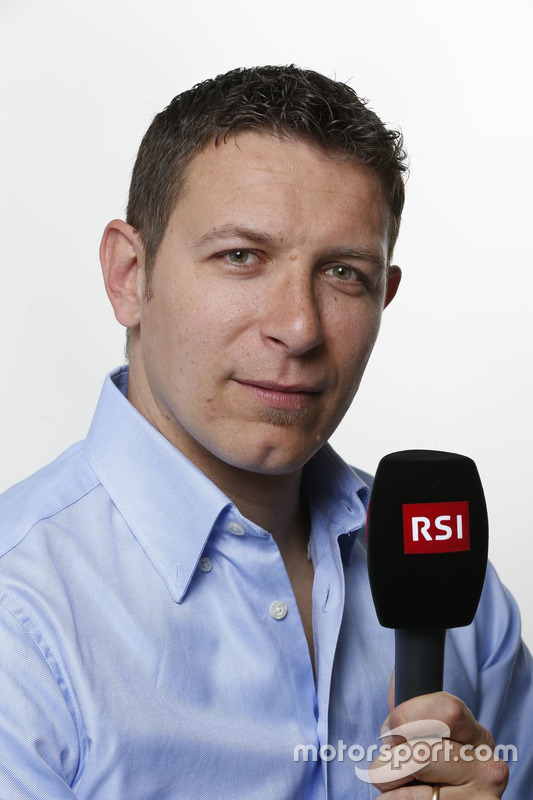 RSI, Alex Tamburini, telecronista Moto