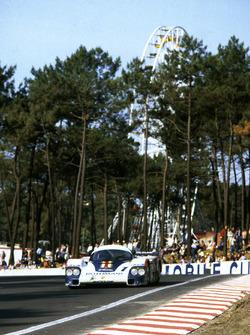 Жаки Икс и Дерек Белл, Porsche 956
