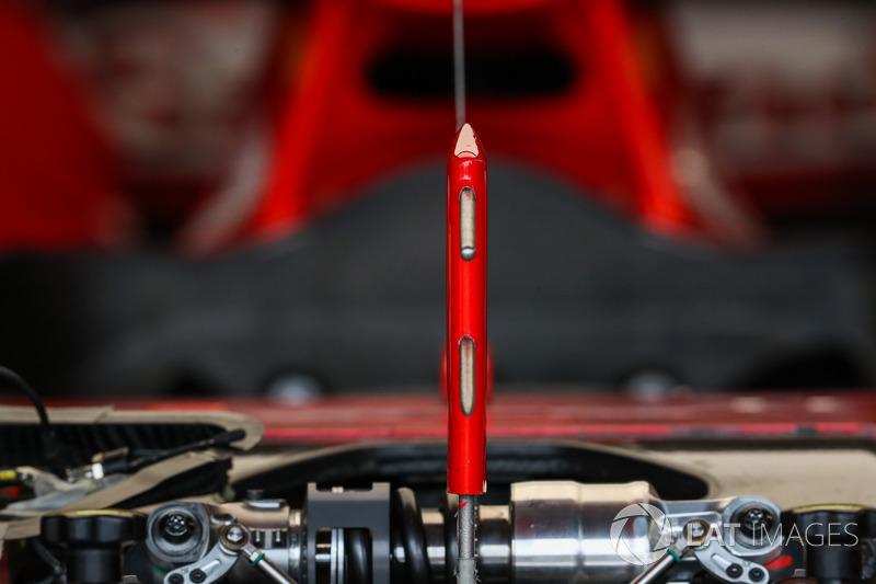 Ніс Ferrari SF70H